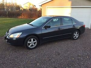 **Reduced 2005 HONDA ACCORD EX-L**