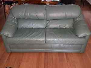 Moran 2.5 Seater Leather Lounge Warradale Marion Area Preview