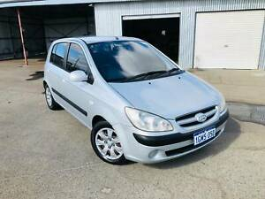 2007 Hyundai Getz SX TB UPGRADE 5D HATCHBACK  Manual*GREAT VALUE*
