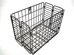 Front Basket with Mounting Bracket for Wheelchair Only