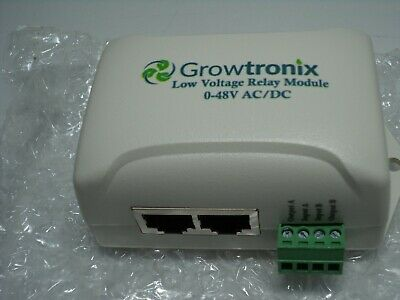 Growtronix Low Voltage Relay Module