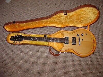 Vintage Westbury set neck guitaR!-  Awesome Vintage vibe ! Gibson Pickups! #03