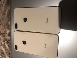Iphone 8 plus, Mint Condition, Rose Gold, 64 GB