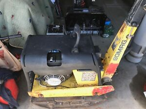 Bomag  45/45 compactor