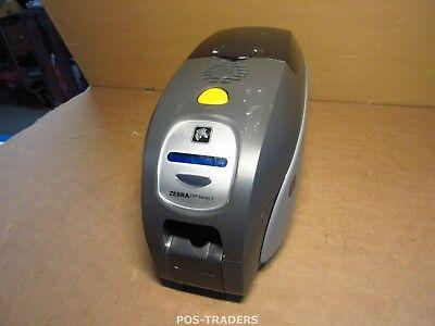Color Card Drucker Usb (Zebra Card ZXP Series 3 300dpi Single Side Card Printer Colour USB LAN EXCL PSU)