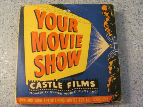 16 mm Sound # 726 The Mayflower, Castle Films