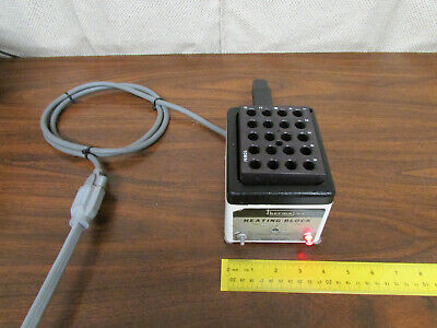 Technilab Instruments Thermajust Heating Block Model 140 Working