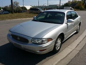 2002 Buick LeSabre,Good Condition,Runs & Drives Great,Only 158km