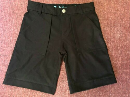 Ivivva by Lululemon Black Match Driver Golf Shorts 10 EUC Perfect!