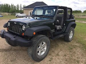 2010 Jeep Wrangler (Supercharged)