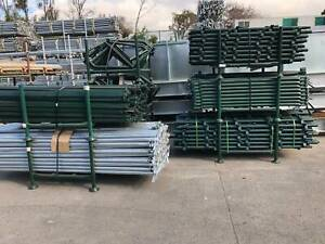 Used Steel Scaffold! Good Condition! 2nd hand! NEW!Kwikstage!Ledger Revesby Bankstown Area Preview