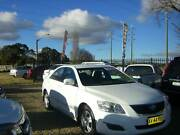2008 Toyota Aurion at-x Sedan 3.5 V6 Auto Very Tidy One Owner Car Orange Area Preview