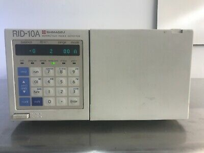 Shimadzu Rid-10a Refractive Index Detector Liquid Chromatography