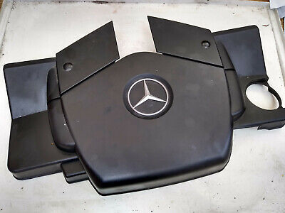 MERCEDES C215 CL ENGINE COVER 1130100367