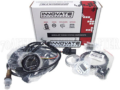 Innovate 3918 MTX-L Wideband Air Fuel UEGO O2 Controller Gauge (Bosch 4.9 LSU) for sale  Shipping to South Africa