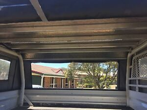 Alloy Roof Canvas Canopy Boyne Island Gladstone City Preview