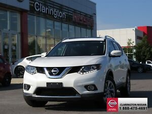 2014 Nissan Rogue SL AWD CVT 39,030 kilometres