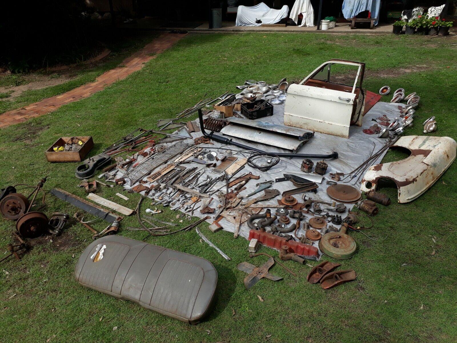 Car Parts - Vintage Falcon Car parts