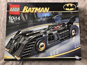 New, sealed LEGO Batman The Batmobile Ultimate Collectors' Edition (7784)