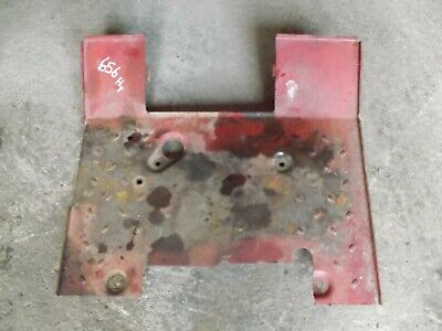 International Farmall 656 Rc Tractor Ih Original Open Station Foot Rest Platform