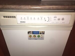 Kenmore Quiet Guard 3 Dishwasher works like New