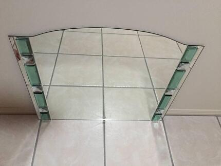 Art Deco Mirrors 2 Brand New