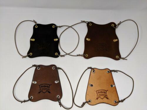 Archery Past Leather Armguard