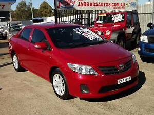 2011 Toyota Corolla ASCENT Automatic Sedan Leumeah Campbelltown Area Preview