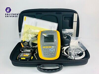 Flawless Fluke 830 Laser Shaft Alignment Tool With Fluke Accessories - Free Sh