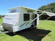 2013 Jayco Starcraft Poptop Caravan Inverloch Bass Coast Preview