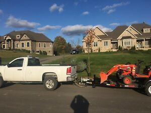 Looking to rent a skid steer for the day !