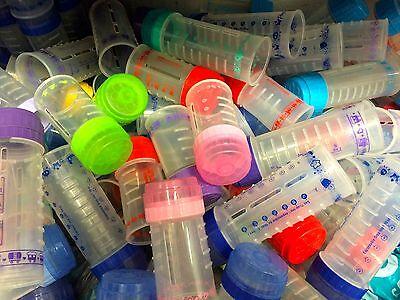 Vintage Playtex Nurser Drop In Bottles 4-8 Ounce Original No Nipples You Choose