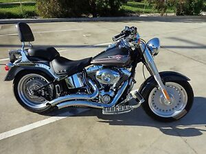 2008 Harley-Davidson Fat Boy Newtown Geelong City Preview