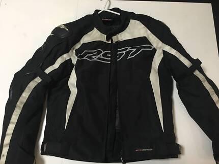 Mens RST Motorcycle Jacket, Pro-Series (L)