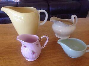 Vintage jugs set of 4 Banjup Cockburn Area Preview