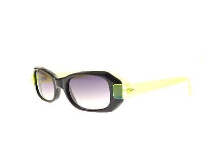 Kirk Originals Paulo Black/Neon Yellow - Unworn Deadstock Sunglasses