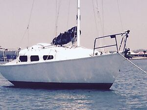 Sailing yacht Mermaid Waters Gold Coast City Preview