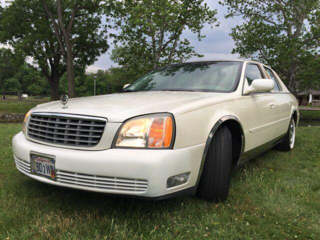 Image 1 of Cadillac: DeVille Base…