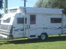 QUALITY  Franklin  G2  poptop  caravan!  EXCELLENT condition!! Beerwah Caloundra Area Preview