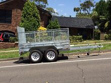 Tandem Box Trailer NEW Alfords Point Sutherland Area Preview