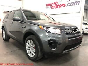 2016 Land Rover Discovery Sport SE Sport Winter Pkg Panoramic Su