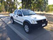 2006 Holden Rodeo 4X4 Auto V6 Crew Cab Ascot Belmont Area Preview