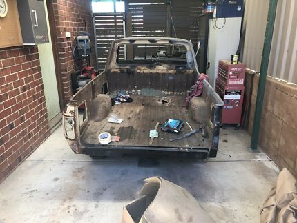Datsun 1200 ute unfinished project Greenwith Tea Tree Gully Area Preview