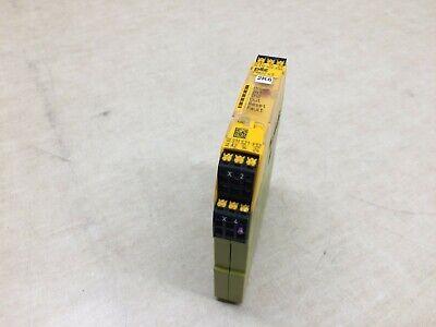 Pilz Pnoz S3 24vdc 2no 750103 Safety Relay