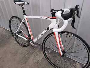 full carbon Specialized Tarmac  54cm medium size Chadstone Monash Area Preview