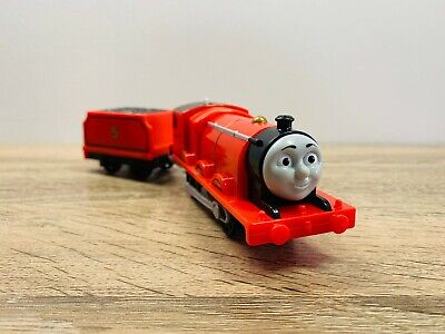 James - Thomas The Tank Engine & Friends Motorised Trackmaster Trains Tomy
