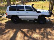 1999 Toyota Landcruiser GXL100 series Traveston Gympie Area Preview