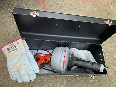 Ridgid Drain Cleaning Machine K-45