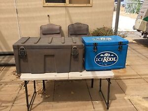 Icekool box and toolpro  108 ltr box Nungarin Nungarin Area Preview