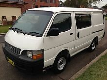 2003 Toyota Hiace 2.4 EFi Excellent Condition Chester Hill Bankstown Area Preview